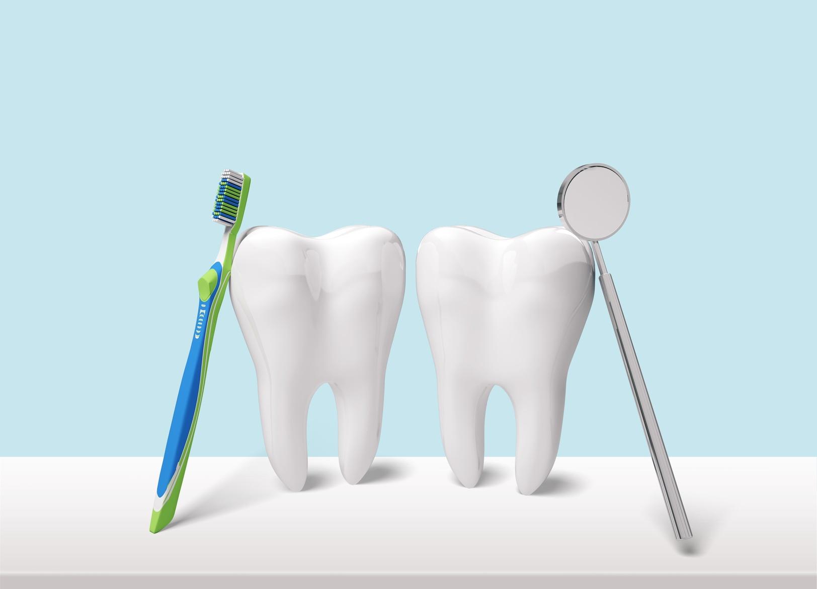 メタルボンドと硬質レジン前装冠(公的医療保険の白い歯)の違い
