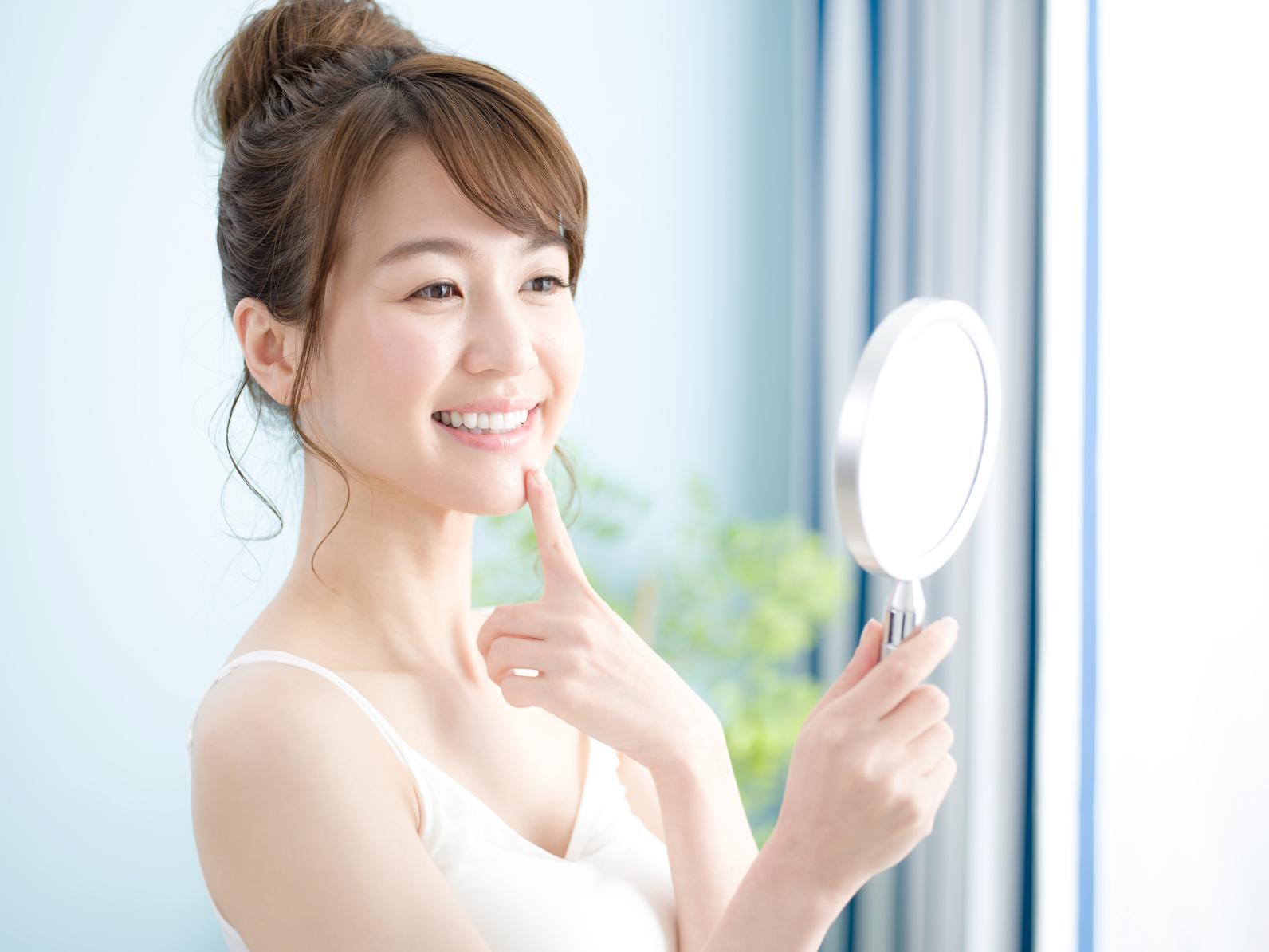 日本人の平均的な歯の色と変色の原因