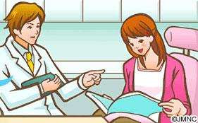 歯茎をきれいにしたい方の治療法(2) -歯茎の黒ずみを除去-