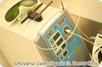 歯科医院で行うレーザー治療はどんなことができるの?