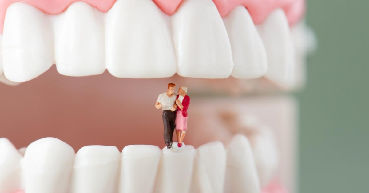 すぎなくてもいいけど、キレイな歯はやっぱりモテる?!