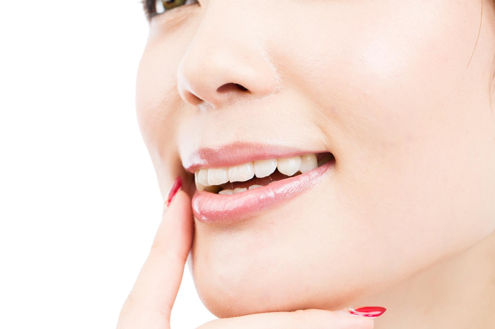 白くて健康、きれいに整った歯で成功する!?