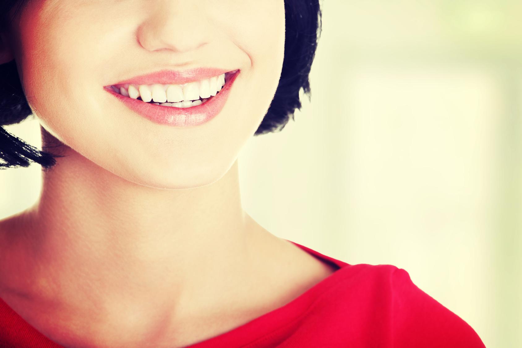 歯ぐきが黒ずんでると感じたら・・・対処法ってある?_