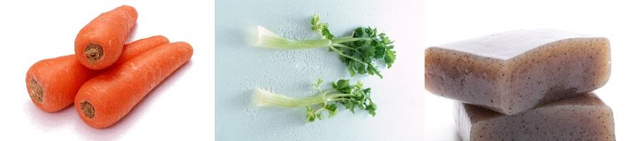 歯の汚れ除去に役立つ食べ物3