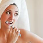 毎日歯磨きしていたら、歯って白くなるの?